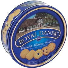 KLS 40635 Kelsen Group Danish Butter Cookies KLS40635