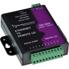 Brainboxes ED-004 4 Port Selectable DIO + RS232