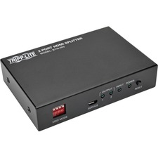 Tripp Lite 2-Port HDMI Splitter for Video with Audio