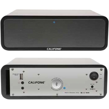 Califone Portable Speaker with Bluetooth Wireless Via Ergoguys
