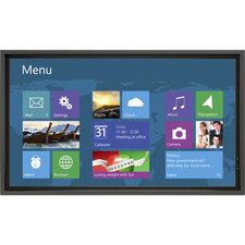 NEC Display Infrared Multi-Touch Overlay Accessory for the V652 Large-screen Display