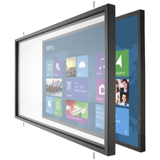 NEC Display Infrared Multi-Touch Overlay Accessory for the V801 Large-screen Display - LCD Display Type Supported Infrared (IrDA) Technology 16:9 - 16 ms Response Time