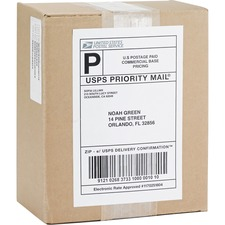 BSN 26161 Bus. Source Internet Shipping Premium Mail Labels BSN26161