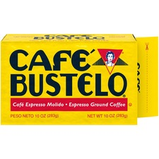 FOL 01720 Folgers Cafe Bustelo Dark Roast Ground Coffee FOL01720