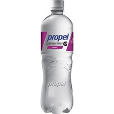QKR 00338 Quaker Foods Propel Zero Flavored Water Beverage QKR00338