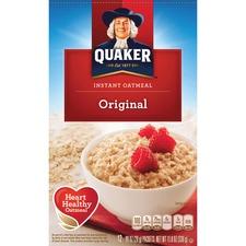 QKR 01210 Quaker Foods Instant Oatmeal QKR01210