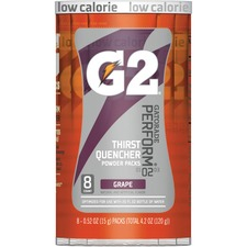 QKR 13167 Quaker Foods Gatorade G2 Single Serve Powder QKR13167
