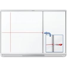 Quartet® Prestige 2 Connects™ Full Board Grid Assistant, 4' x 3' Board Compatible