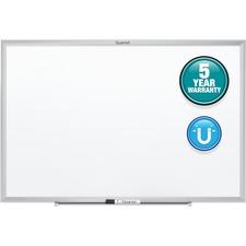 QRT SM534 Quartet Aluminum Frame Magnetic Dry-erase Board QRTSM534