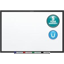 QRTSM534B - Quartet Classic Magnetic Whiteboard