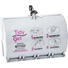 STO TGUDP Stout Tidy Girl Feminine Hygiene Bags Dispenser STOTGUDP