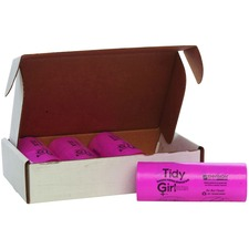 STO TGUF Stout Tidy Girl Feminine Hygiene Disposable Bags STOTGUF