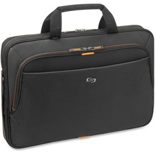 USL UBN1014 US Luggage Solo Urban Laptop Slim Brief USLUBN1014