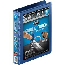 WLJ 86614295 Acco/Wilson Jones Ultra Duty D-ring View Binder WLJ86614295