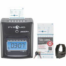 PTI 2650 Pyramid 2650 6-Column Time Clock PTI2650