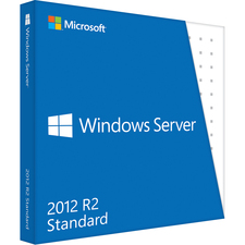 Microsoft Windows Server 2012 R.2 Standard 64-bit - Complete Product - 5 CAL - Academic