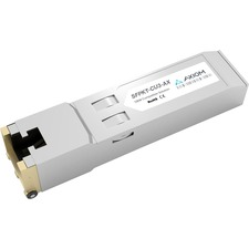Axiom 1000BASE-T SFP Transceiver for NetOptics with 10ft cable - SFPKT-CU3