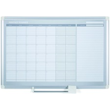 BVC GA0397830 Bi-silque MasterVision Small Monthly Planner Board BVCGA0397830