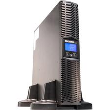 Minuteman EnterprisePlus LCD E750RT2U 750VA Tower/Rack Mountable Line-Interactive UPS