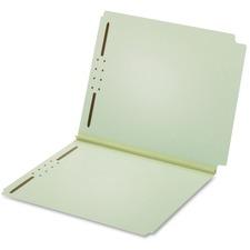 PFX 45715 Pendaflex 2-fastener Dual Tab Pressboard Folders PFX45715