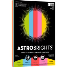Astrobrights 20901 Printable Multipurpose Card