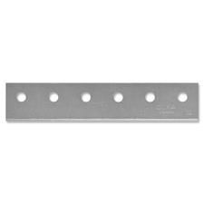Olfa Carton Cutter Snap-Off Blades - Snap-off, Durable, Long Lasting - Carbon Steel - 5 / Pack
