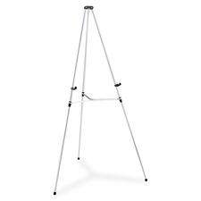 Quartet Flipchart Stand - 11.34 kg Load Capacity - Aluminum