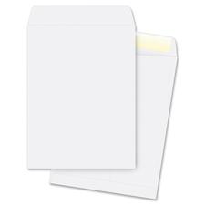 "Supremex Envelope - Catalog - 9"" Width x 12"" Length - 24 lb - White"