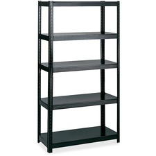 Safco 5247BL Storage Rack