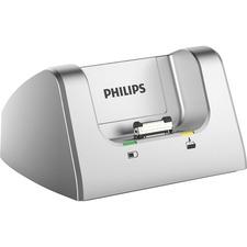 PSP ACC8120 Philips Speech PocketMemo Recorder Docking Station PSPACC8120