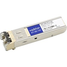 AddOn ZyXEL SFP-100-FX-2 Compatible TAA Compliant 100Base-FX SFP Transceiver (MMF, 1310nm, 2km, LC)