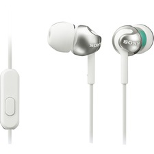Sony EX Monitor Headphones (White)