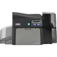 Fargo DTC4250e Dye Sublimation/Thermal Transfer Printer - Color - Desktop - Card Print