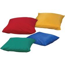 CFI650507 - Children's Factory Foam-filled Square Floor Pillow