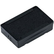 Trodat Replacement Stamp Pad - 1 Each - Black Ink