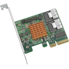 HighPoint 8 Channel PCI-Express x4 SAS RAID Controller