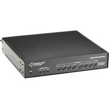 Black Box RS-232 Data Sharer, 8-Port