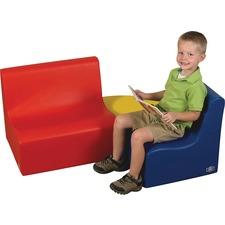 CFI 705558 Children's Fact. Medium Tot Contour Seating Group CFI705558