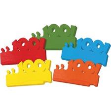 ChenilleKraft Bright 100! Paper Crowns