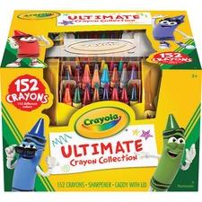 CYO 520030 Crayola Ultimate 152 Crayon Collection CYO520030