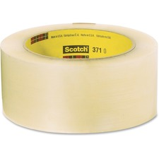 MMM 37148X50 3M Scotch 371 Box Sealing Tape MMM37148X50