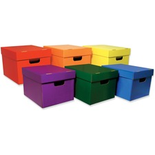 PAC 001333 Pacon Classroom Keepers Storage Tote Assortment PAC001333