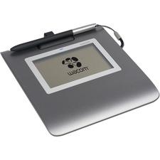"Wacom Signature Pad - LCD - 4.50"" (114.30 mm) LCD - 320 x 200 - USB"