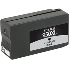 Dataproducts Remanufactured Ink Cartridge - Alternative for HP - Black - Inkjet - 1 Each