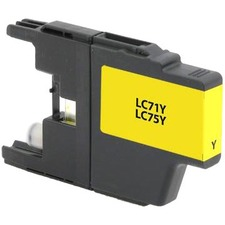 Clover Technologies Ink Cartridge - Alternative for Brother - Yellow - Inkjet - High Yield - 600 Pages - 1 Each