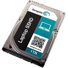 Seagate ST1000LM015 1 TB Internal Hybrid Hard Drive - 8 GB SSD Cache Capacity