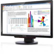 Viewsonic SD-T225 All-in-One Thin Client - Texas Instruments Cortex A8 DM8148 1 GHz - Black