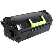 Clover Technologies Toner Cartridge - Alternative for Lexmark - Black - Laser - High Yield - 25000 Pages - 1 Each
