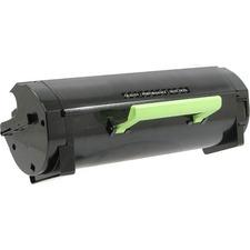 Clover Technologies Toner Cartridge - Alternative for Lexmark - Black - Laser - High Yield - 5000 Pages - 1 Each