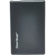Portable Power 1800mah Li-Polymer Black Fully Charges Most Phones / Mfr. No.: Pb1800blk